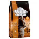 Gratis Wild Freedom kattenvoer